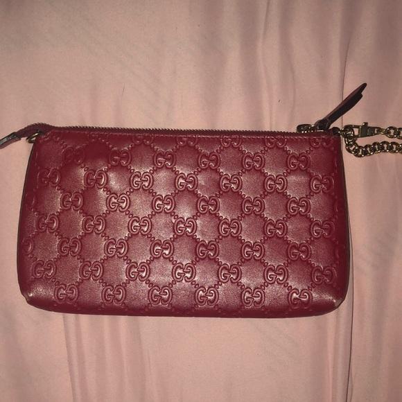 9e82e6e8c877 Gucci Bags   Signature Wrist Wallet 100 Authentic   Poshmark